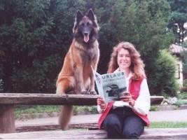 """""""Hunde""""rtprozentig geprüfte Unterkünfte nur für Hundebesitzer"""